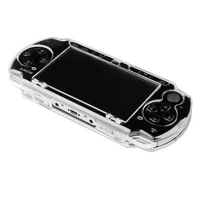 INSTEN Snap-in Crystal Case compatible with  Sony PSP Slim 2000/3000, Clear