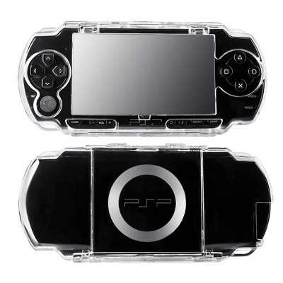 INSTEN Crystal Case compatible with  Sony PSP, Clear