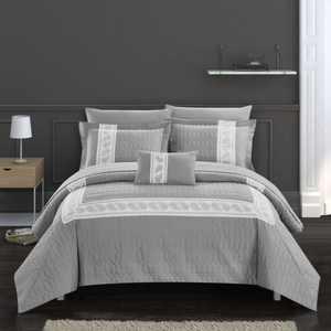 Titian 6 Piece Twin Comforter Set