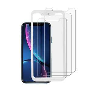Valor 3-Pack Clear Tempered Glass LCD Screen Protector Film Cover For Apple iPhone 11/XR