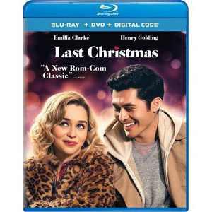 Last Christmas (Blu-ray + DVD + Digital)