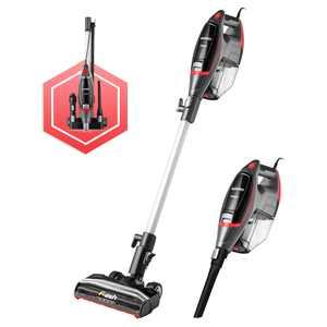 Eureka Flash Powerful Corded 2-in-1 Stick & Lightweight Handlheld Vacuum for Carpet and Hardfloor Cleaning, NES512
