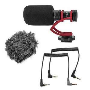 H&A VideoMini, HA-CVM Compact On-Camera Microphone (Comica CVM-VM10 II)