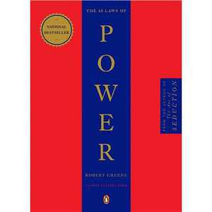 The 48 Laws of Power - by Robert Greene (Paperback)