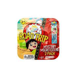 Ryan's World Road Trip Micro Mystery Figures