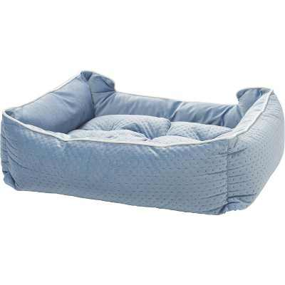Mina Victory Quilted Pet Bed