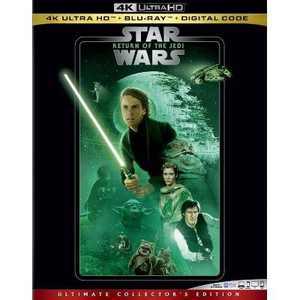 Star Wars: Return of the Jedi (4K/UHD)