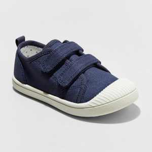 Toddler Boys' Madge Sneakers - Cat & Jack Navy
