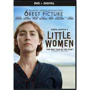 Little Women (DVD + Digital)