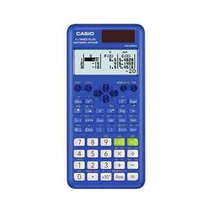 Casio FX-300 Scientific Calculator - Blue
