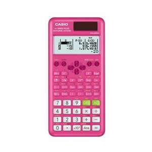 Casio FX-300 Scientific Calculator - Pink