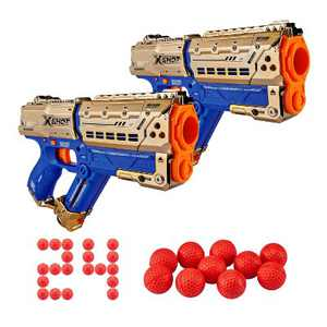X-Shot Chaos Meteor Blaster 2 pack - Royale Edition