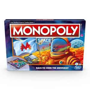Monopoly Space Game