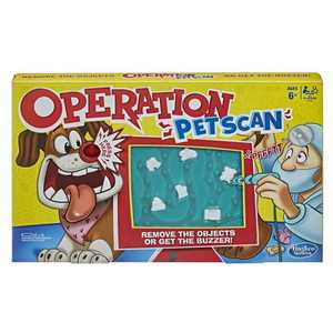 Operation Pet Scan Game