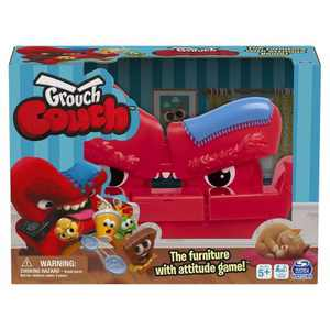 Grouch Couch Board Game