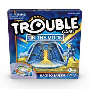 Trouble: On the Moon Game
