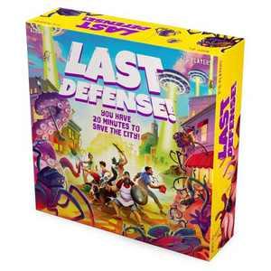 Funko Last Defense Board Game