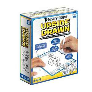 Telestrations Upside Drawn Game