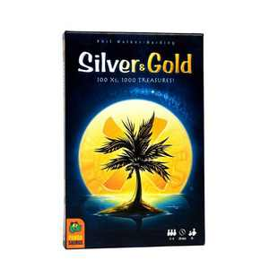 Silver & Gold Board Game