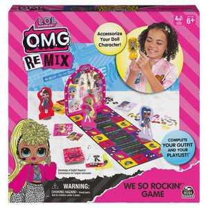 L.O.L. Surprise! O.M.G. Remix We So Rockin' Game