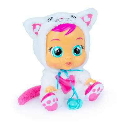 Cry Babies Daisy Baby Doll - Cat