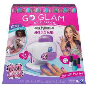 Cool Maker Go Glam Nail Salon Mani-Pedi Set