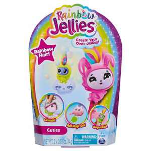 Rainbow Jellies Safaries 2pk