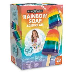 Mindware Science Academy Rainbow Soap Science Kit
