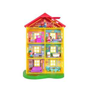 Peppa Pig Fancy Family Home Playset