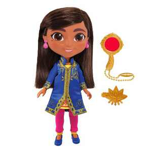 Disney Junior Mira, Royal Detective 10'' Mira Detective Doll