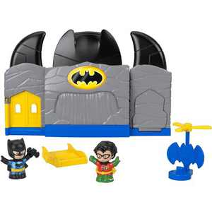 ​Fisher-Price Little People DC Super Friends Batcave