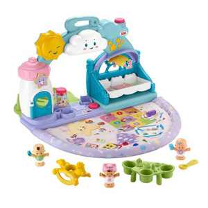 Fisher-Price Little People 123 Babies Playdate
