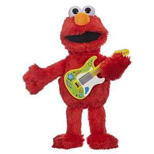 Sesame Street Rock & Rhyme Elmo Figure