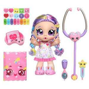 Kindi Kids Shiver 'n Shake Doll - Rainbow Kate