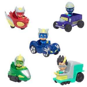 PJ Masks Mini Vehicle Set - 5pc