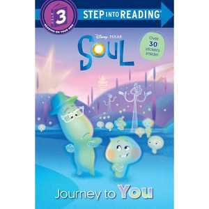 Disney Pixar Soul Step Into Reading (Paperback) - by RH DISNEY