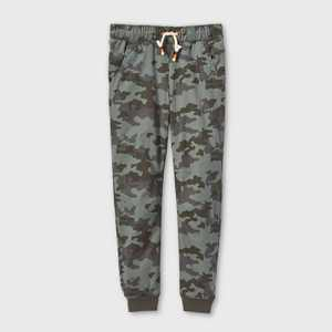Boys' Lined Pull-On Jogger Fit Pants - Cat & Jack