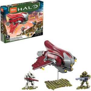 Mega Construx HALO Infinite Banshee Breakout Construction Set