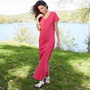 Women's Short Sleeve T-Shirt Dress - Universal Thread
