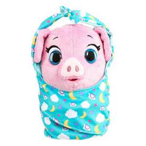 Disney T.O.T.S. Cuddle And Wrap Pearl the Piglet Plush