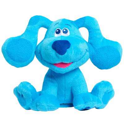 Blue's Clues & You! Beanbag Plush Barking Blue
