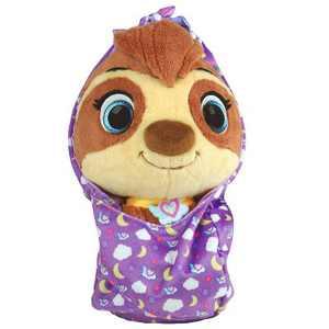 Disney T.O.T.S. Cuddle And Wrap Sunny the Sloth Plush