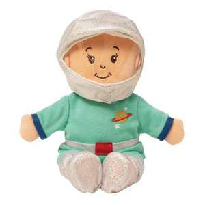 The Manhattan Toy Company Wee Baby Stella Deluxe Astronaut