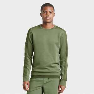 Men's Tech Fleece Crewneck Pullover - All in Motion