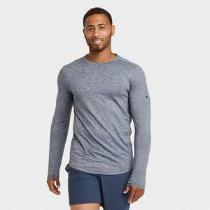 Men's Soft Long Sleeve Gym T-Shirt - All in Motion
