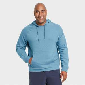 Men's Fleece Pullover Hoodie - All in Motion
