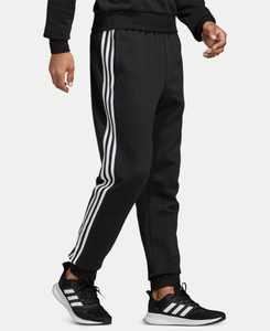 Men's Essentials 3-Stripes Fleece Joggers
