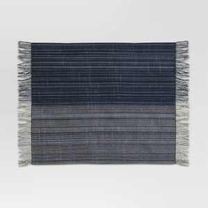 Cotton Global Placemat Blue - Threshold™