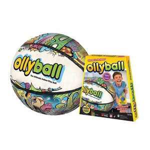 "Ollyball 12"" Play Ball"
