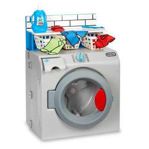 Little Tikes First Real Washer Realistic Pretend Play Appliance